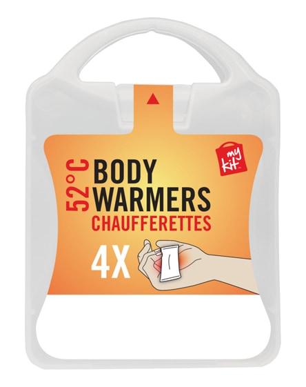 branded mykit body warmers