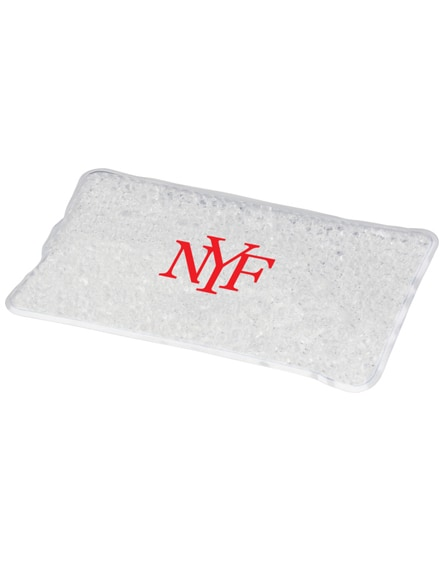 branded serenity hot and cold reusable gel pack