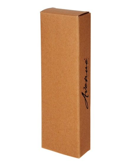 branded cyril bamboo massaging hairbrush