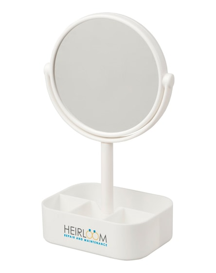 branded laverne beauty mirror