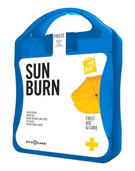 branded mykit sun burn first aid kit