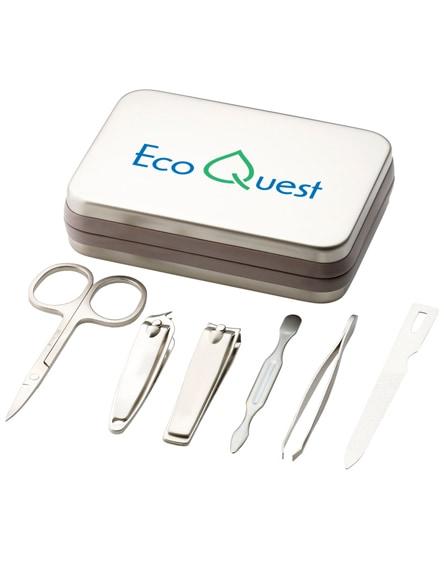 branded clip-it 6-piece manicure set