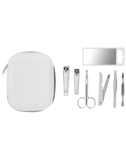 branded groomsby 7-piece personal care set
