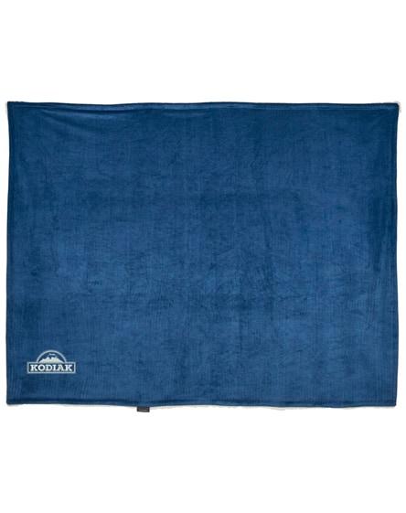 branded cosie corduroy sherpa blanket