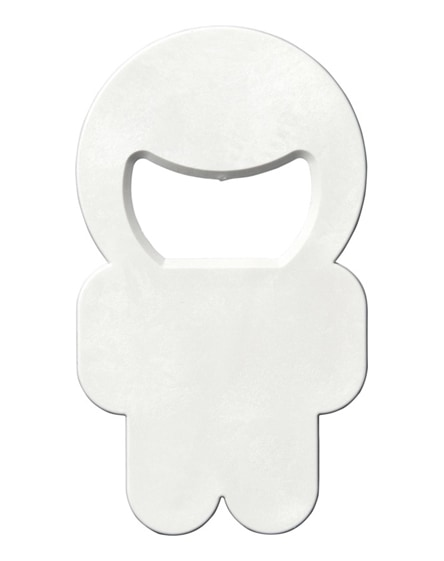 branded buddy person-shaped bottle opener