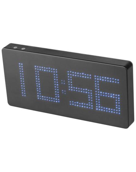 branded clok 8000 mah led time display power bank