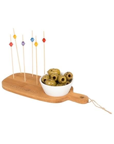 branded alin appetizer set
