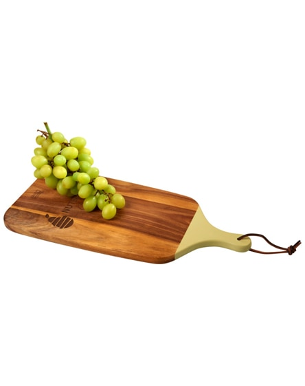 branded derby antipasti serving board