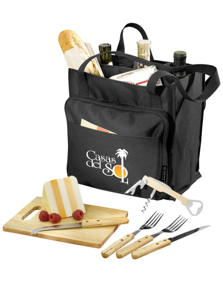 branded modesto picnic carrier