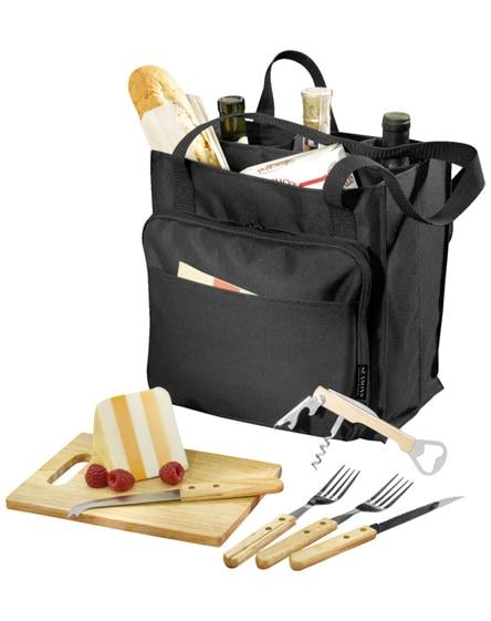 branded modesto picnic carrier