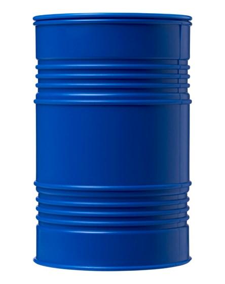 branded banc oil drum money pot