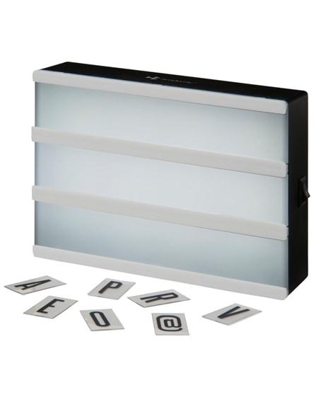 branded cinema a5 decorative light box