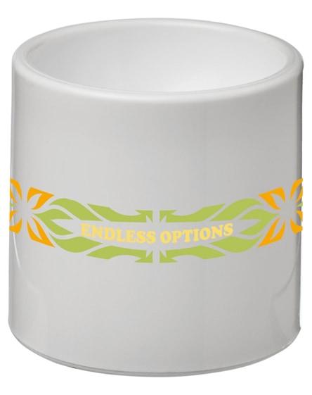 branded edie plastic egg cup