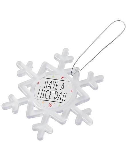 branded elssa snowflake ornament