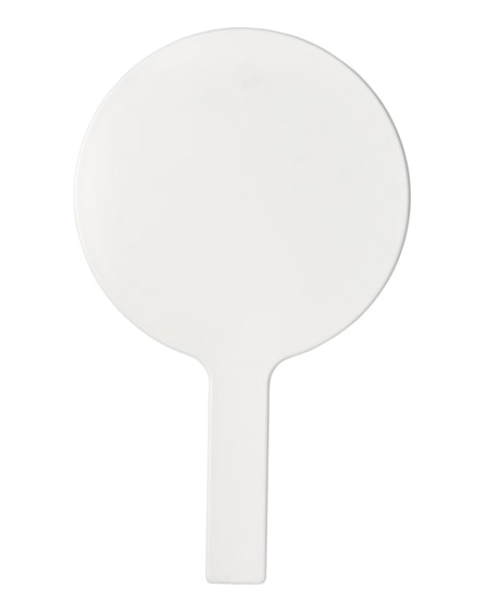 branded pallas circular auctioneer paddle