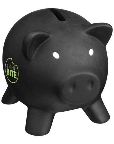branded piggy coin bank