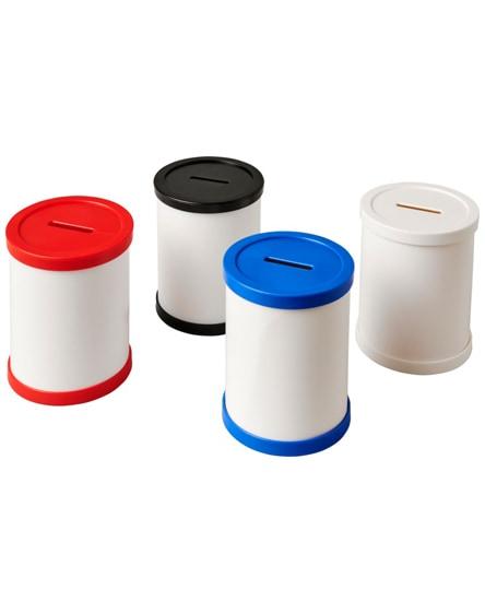 branded rafi round money container
