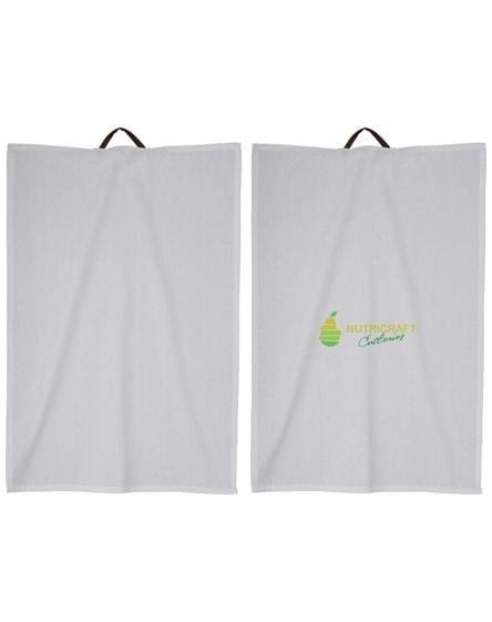 branded longwood 2-piece cotton kitchen towel set