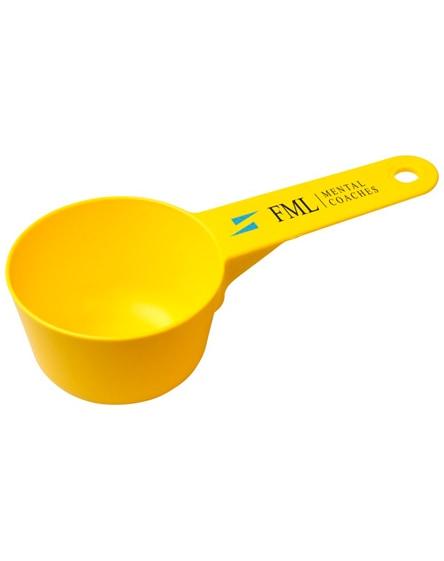 branded chefz plastic measuring scoop