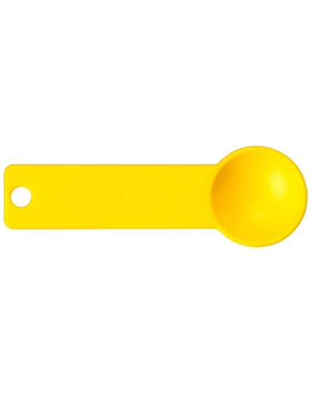 branded ness plastic measuring spoon set with 4 sizes