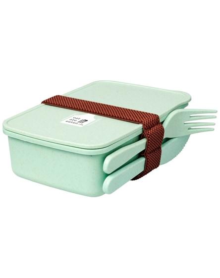 branded bamberg bamboo fibre lunch box