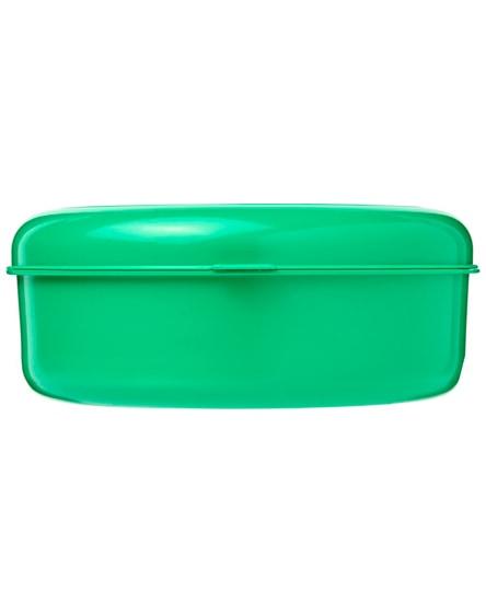 branded miku round plastic pasta box