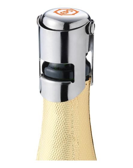 branded mika champagne stopper