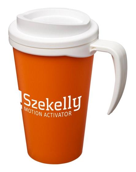 branded americano grande insulated mug