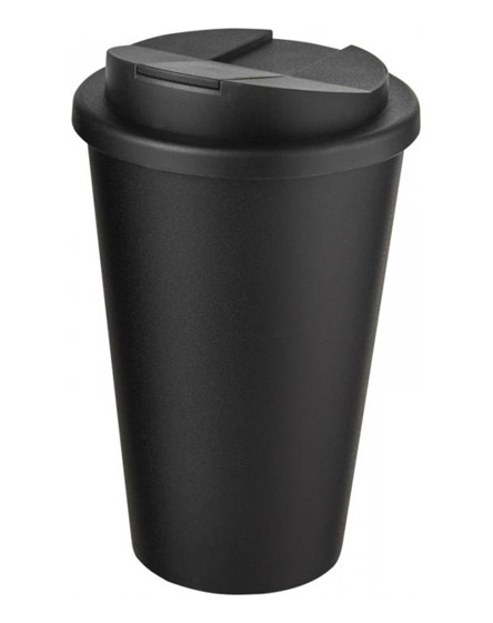 100% recycled spill proof reusable coffee cups