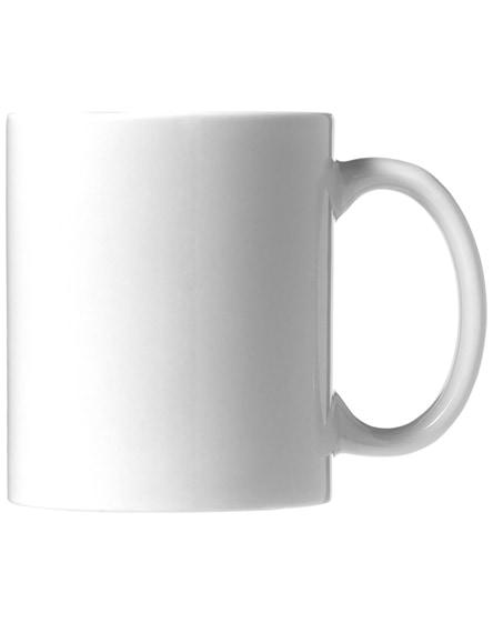 branded ceramic sublimation mug 2-pieces gift set
