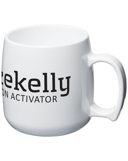 branded classic plastic mug