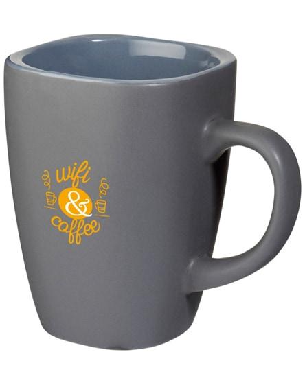 branded folsom ceramic mug