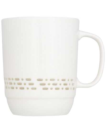 branded glimpse see-through ceramic mug