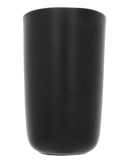 branded mysa double-walled ceramic tumbler