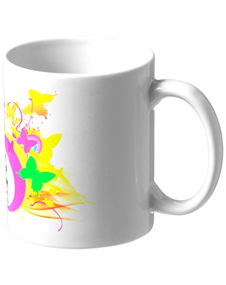 branded pic ceramic sublimation mug