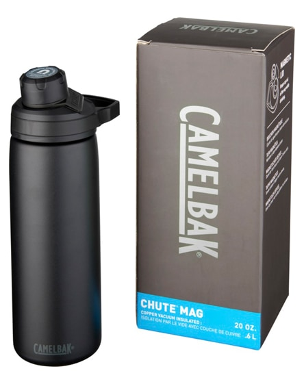 branded chute mag copper vacuum insulated bottle
