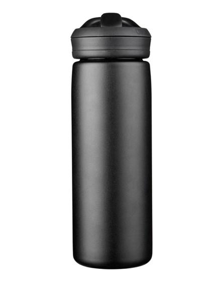 branded eddy+ copper vacuum insulated sport bottle