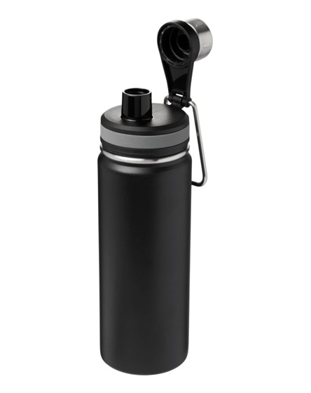 branded gessi copper vacuum insulated sport bottle