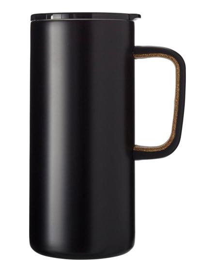branded valhalla mug and tumbler copper vacuum gift set