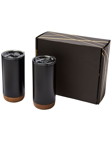 branded valhalla tumbler copper vacuum insulated gift set