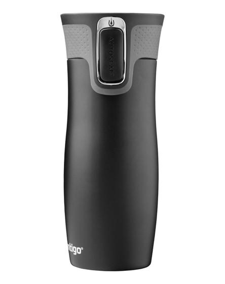 branded west loop leak-proof vacuum tumbler