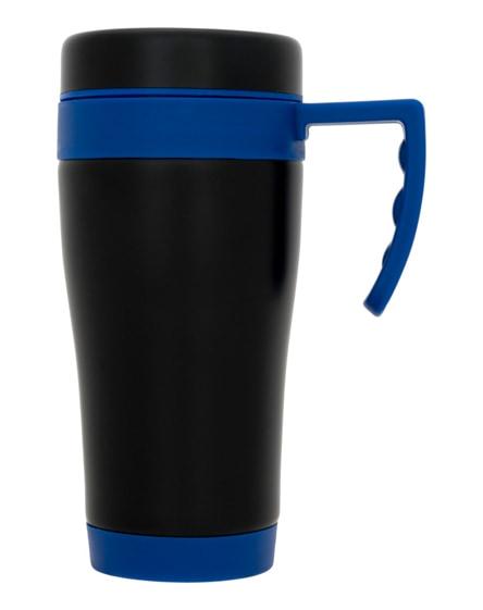 branded cayo insulated mug