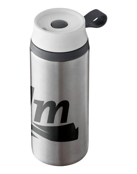 branded flow foam insulated tumbler