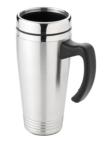 branded pasadena insulated mug