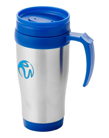 branded sanibel insulated mug