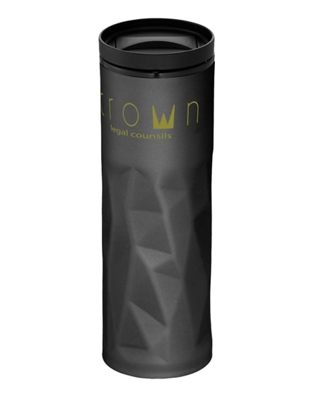 branded torino foam insulated tumbler