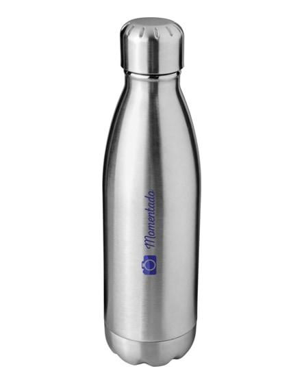 branded arsenal vacuum insulated bottle