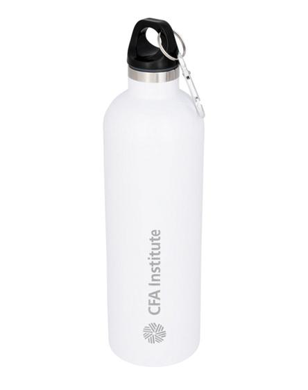 branded atlantic vacuum insulated bottle