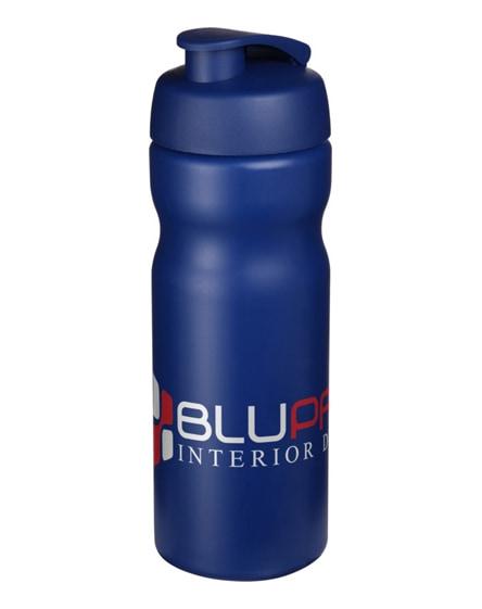 branded baseline plus flip lid sport bottle