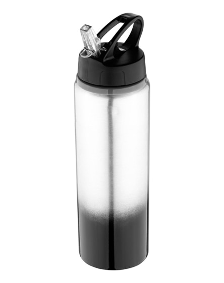 branded gradient sport bottle